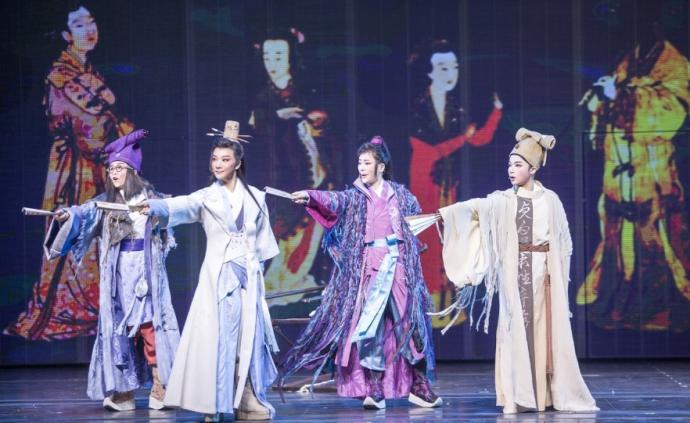 杭州西湖邊有了新的駐場演出,《三笑》能否打通文旅邊界?