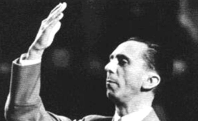 抗日戰爭研究︱戈培爾日記:日本又進攻了,中國則在堅決抵抗