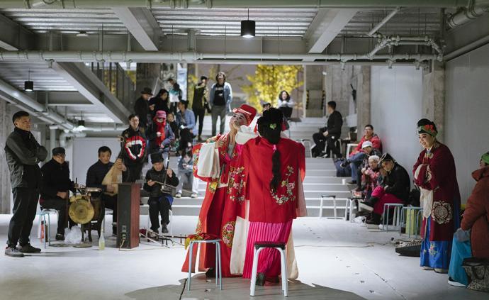 楊浦七夢·實錄|消遣:淮劇在上海的鄉愁與表演