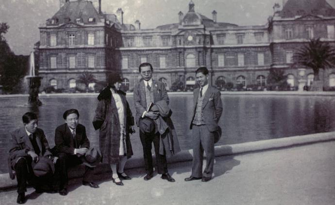 90年前的劉海粟歐游帶來了什么:上海三大展勾勒其藝術實踐