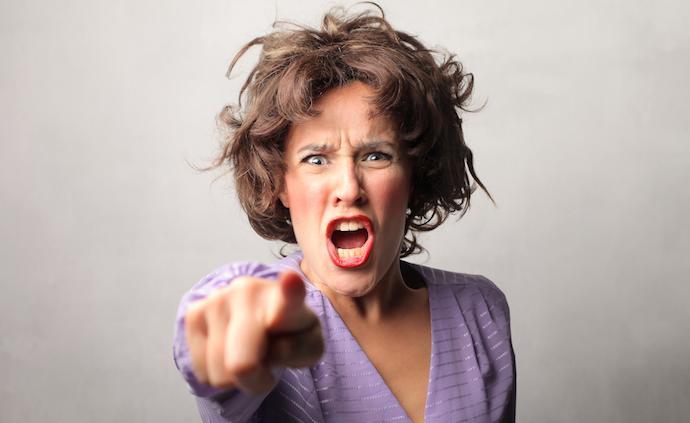 心理问答| 生气时口不择言骂老公、儿子,怎么解?