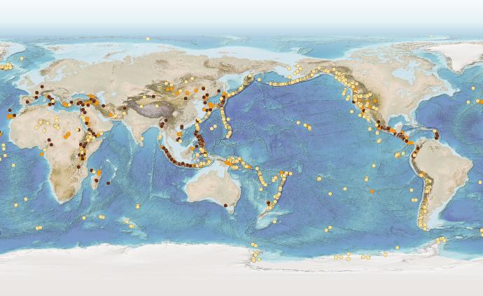 地圖湃|8億人住在活火山旁,為什么人類不遠離它們?
