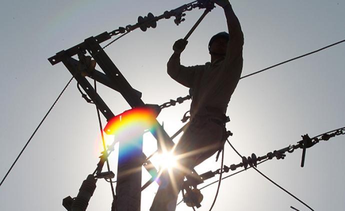 去年全社会用电量比上年增长4.5%,28个省份用电正增长