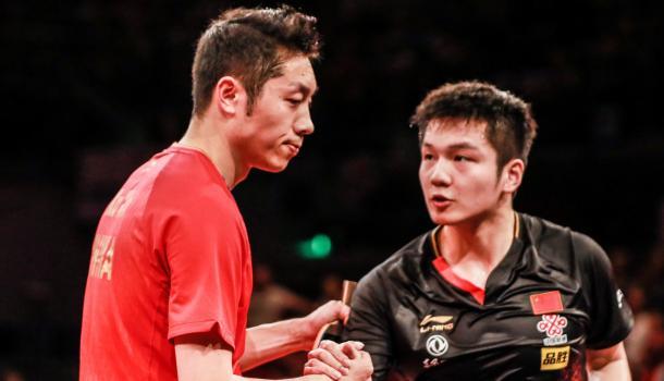 奥运军团巡礼 中国乒乓:国乒不给的金牌,你不能抢