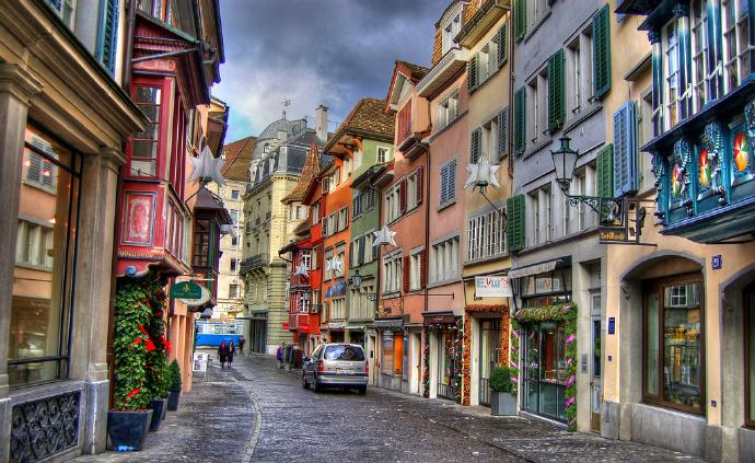 """""""全球最贵城市""""榜单出炉,前五名都在瑞士"""
