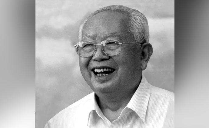 102岁浙江省政协原主席王家扬逝世,曾捐工资130万治水