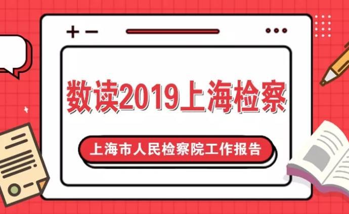数读2019年上海检察工作