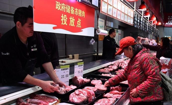 商务部:春节前各地生活必需品市场运行总体平稳