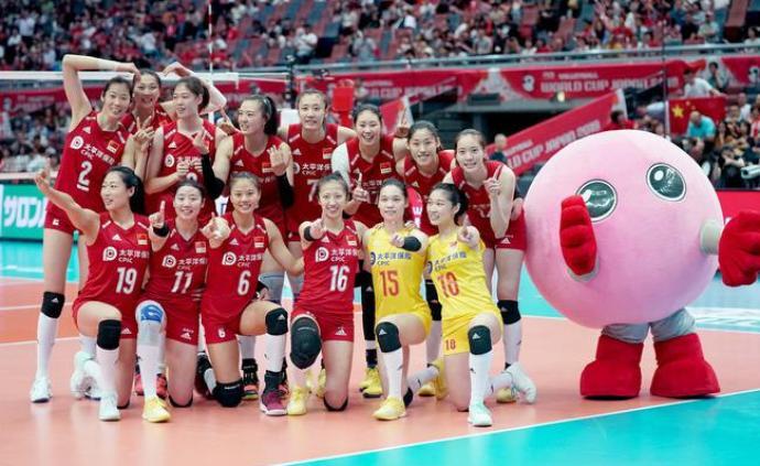 中国女排集训20人名单公布:朱婷、张常宁、袁心玥等在列