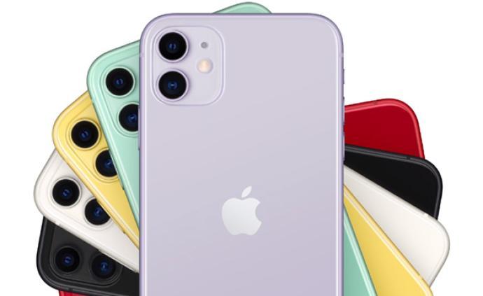 美国假日季iPhone11最受欢迎:用户大多挑64G内存