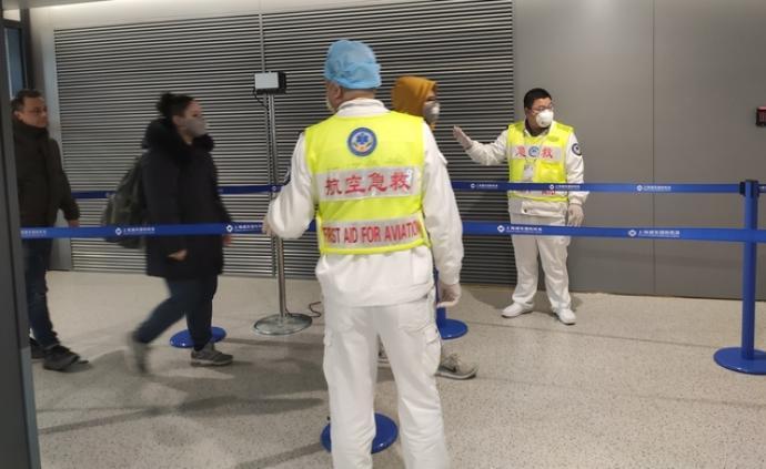 多地全力防控新型冠狀病毒感染肺炎疫情:體溫檢測,列車消毒