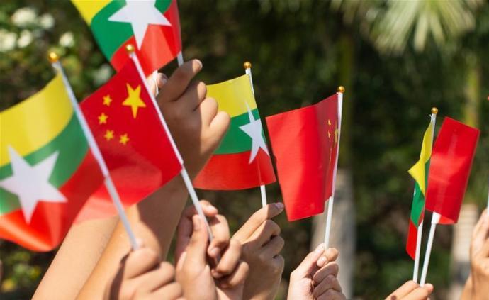 国务委员兼外交部长王毅谈习近平主席对缅甸进行国事访问