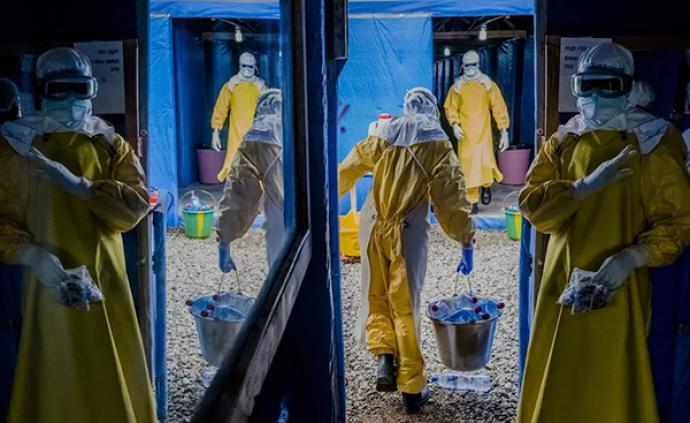 图遡|镜头记录下人类对抗病毒的战役