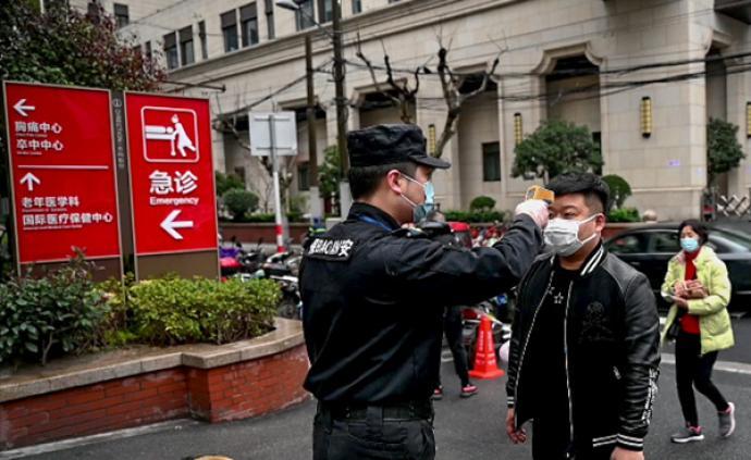 新春走基層|上海醫院節后門診開啟:分流患者,避免交叉感染