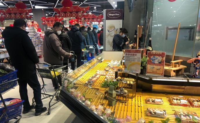 叮咚买菜、盒马鲜生回应买菜难:新增蔬菜,鼓励配送员返岗