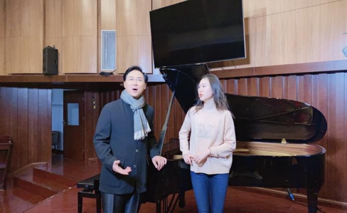 一次互不見面的大合唱,上海文藝界人士拍攝MV《手牽手》