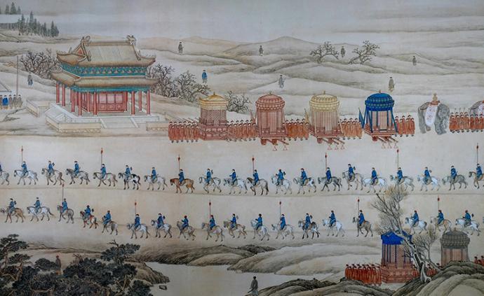 """王敬雅評《馬背上的朝廷》︱何必是""""南巡"""""""