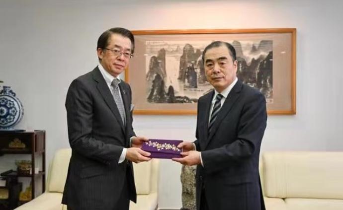 我驻日大使馆:旅日侨界及日本各界已募集善款1200多万元