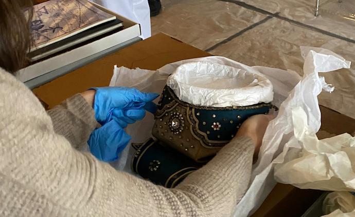 美國華人博物館火災后續:搶救約七百箱、八成有望修復