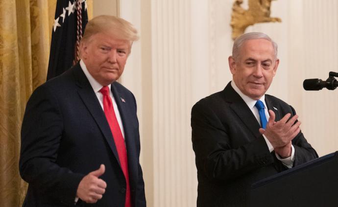 """特朗普的""""中東和平計劃"""":共同繁榮還是虛假和平?"""