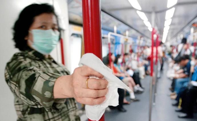 全球看武汉|救灾如何恢复运用公共交通:SARS当中的香港