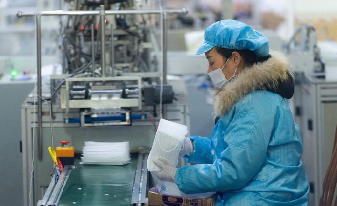 """博格洛夫:应对疫情促增长,中国很多""""火力""""可发"""