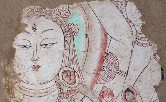 佛光重現:于闐佛教圖像的發現與研究