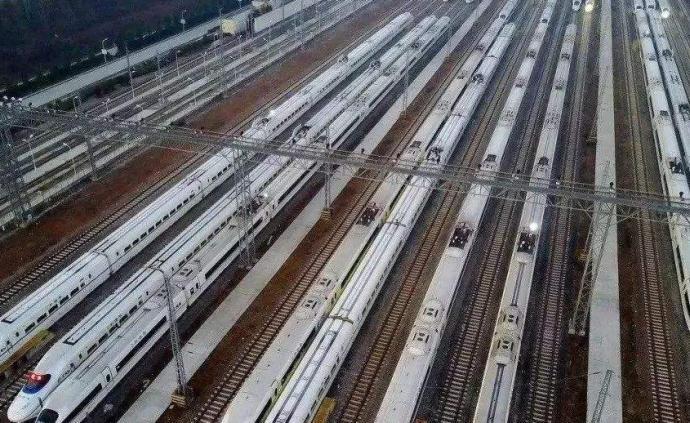 沈陽鐵路局2月7日起恢復開行京滬等方向旅客列車41列