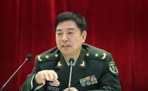 河南省军区副政委冷志义少将已兼任省军区政治部主任