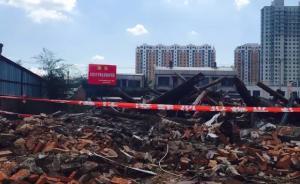 开国上将刘亚楼旧居等7处被破坏不可移动文物拟原址重建