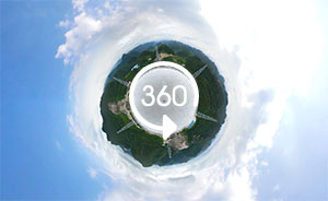 360°全景|接收137亿光年外信号的射电望远镜是这样的