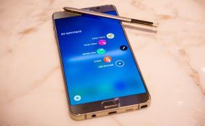 电池爆炸新手机全球召回为何不含中国?三星:电池供应商不同