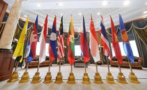 印尼官员:东盟必须同中国一道维护南海和平稳定