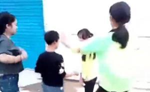 陕西女生被打耳光后找人群殴对方,警方称2人被拘、校长被免