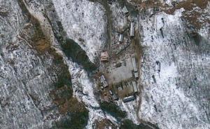 揭秘朝鲜核试验场:坑道内部呈螺旋形,设10多扇厚厚的铁门