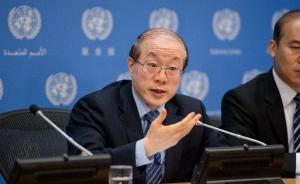 中国常驻联合国代表撰文高度评价中国助力世界和平与发展