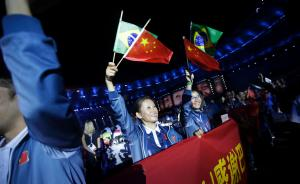 中共中央国务院电贺残奥会中国代表团:自强不息传递正能量