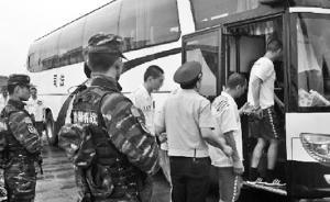 安徽九成监狱594名服刑人员洪灾中转移,600余警力配合