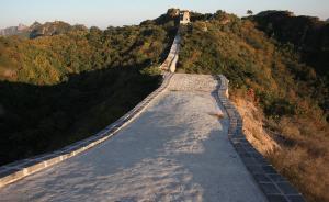 """外媒关注中国""""最美野长城毁容"""":部分地区文物保护观念落后"""