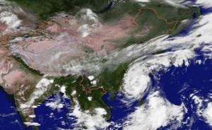 台风鲇鱼刚登福建泉州,第18号台风暹芭便生成逼向台湾