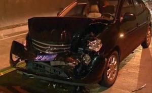 赣粤高速定南隧道发生9车连环相撞事故,无人伤亡