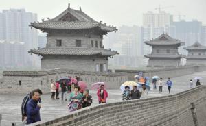 大同城墙取消门票后首迎长假,国庆共接待游客11.1万人次