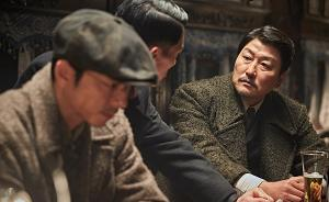 这部抗日片凭什么打败《釜山行》,代表韩国冲奥?