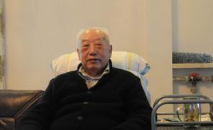 传奇老红军,一颗子弹在他体内留存了整整81年