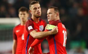 """连英格兰队都把鲁尼""""拿下""""了,一个时代结束了"""