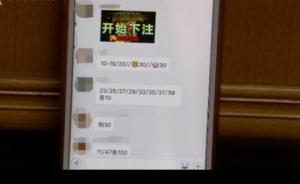 上海警方捣毁微信群开赌场团伙:赔率最高1赔44,日入4万