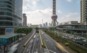 """上海试点""""城市道路交通缉查网"""",抓拍黑名单车辆3秒内报警"""