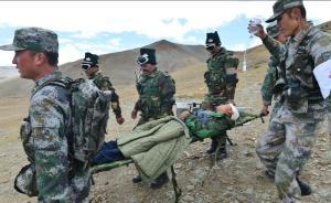 大外交 中印在边境敏感地区演练人道救援,印称持续加强互动