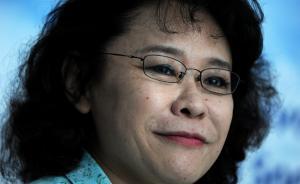 """中国残联主席张海迪正式就任""""康复国际""""新一任主席"""