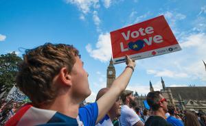 英政府拒绝412万公民二次公投请愿:先前公投须得到尊重